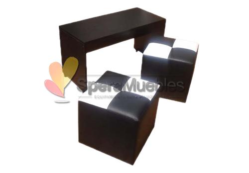 Kit muebles peluqueria for Peluqueria mesa y lopez